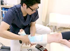 高知市 えぐち鍼灸整骨院:スポーツ専門写真