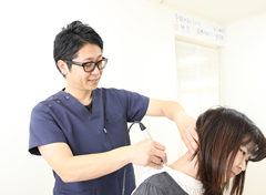 高知市 えぐち鍼灸整骨院:施術写真